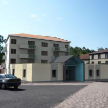 La Maison de Santé de Pontgibaud est ouverte