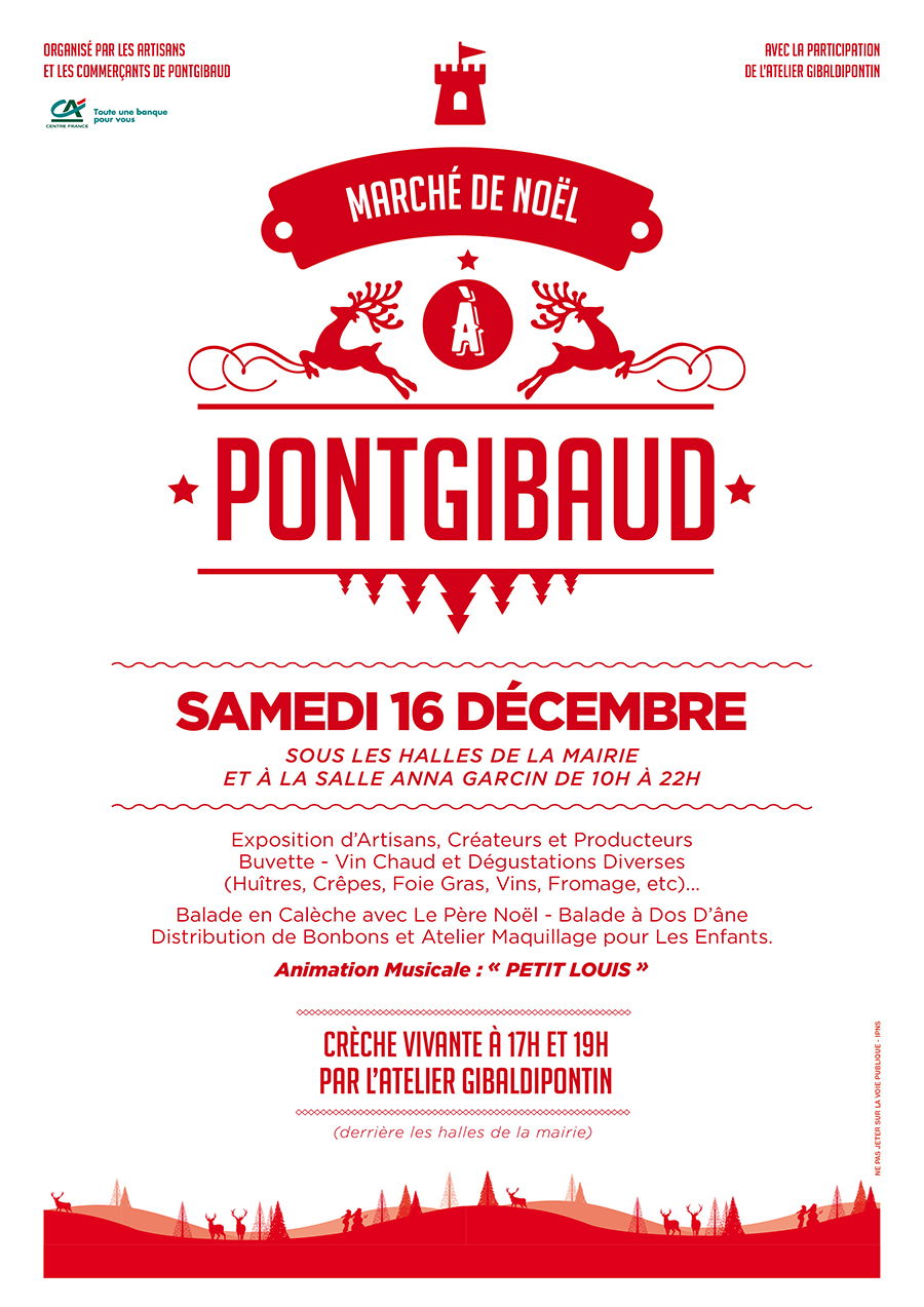 NOEL Pontgibaud 2017