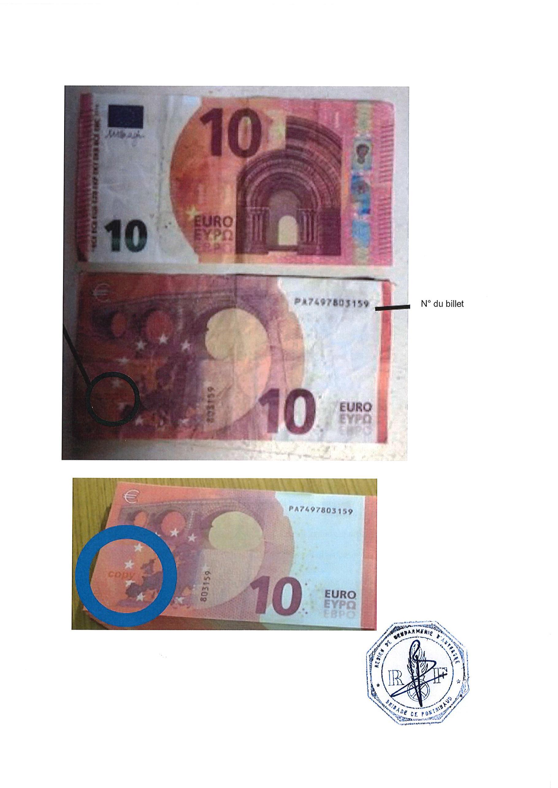 Faux billets de 10 euros-2