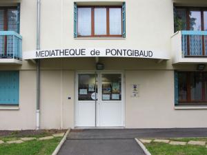 Mediathèque de Pontgibaud